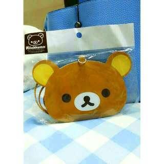 #全新(含運) 懶懶熊 啦啦熊 車票夾 悠遊卡套 證件套