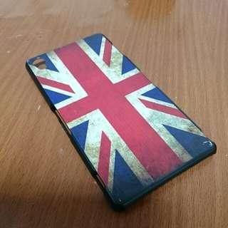 二手◆英國國旗手機殼