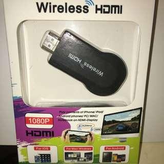 EZcast Wireless HDMi(1080p) Dongle