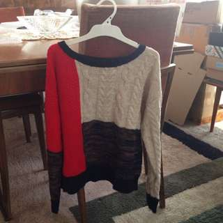 Dotti Knitted Jumper