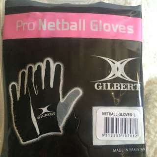 Gilbert Netball Gloves