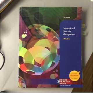 Nbs Bf2207 International Finance Textbook