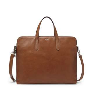 Authentic Fossil Sydney Work Bag