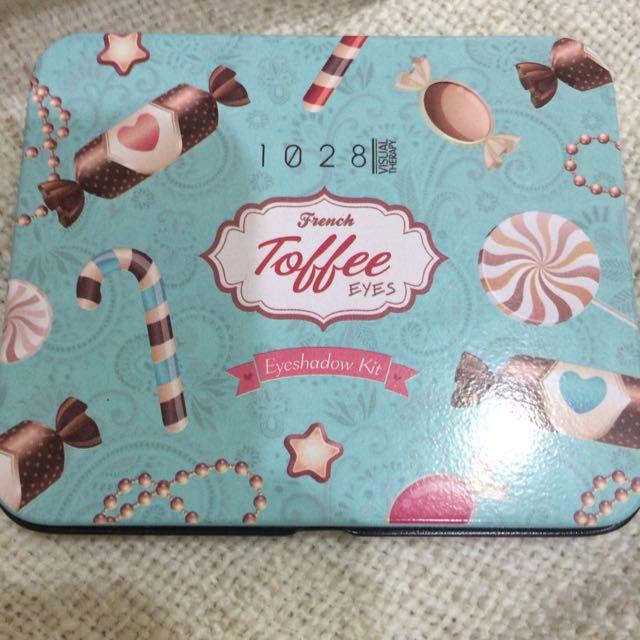 1028太妃糖眼妝盒