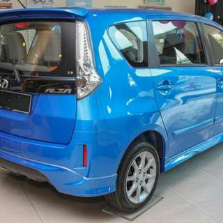 Alza S 1.5 Auto Dp Rm 0  Bulanan RM 680++ 9THN