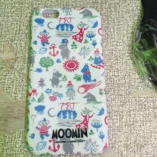 嚕嚕米Iphone6 4.7吋手機軟殼