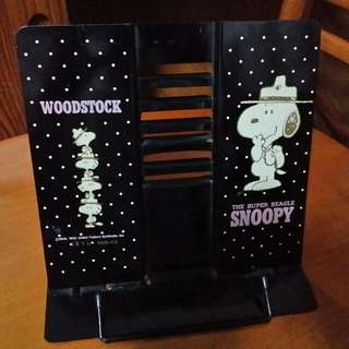Snoopy書架