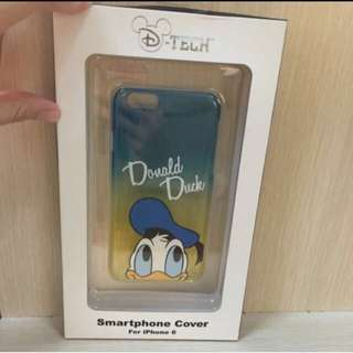 (降價)全新迪士尼買回iphone6手機殼
