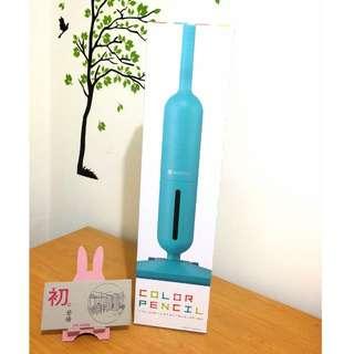 (全新)日本CCP color pencil 彩色吸塵器