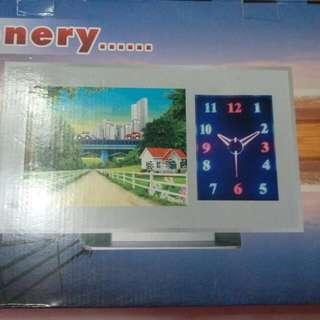 插電式時鐘