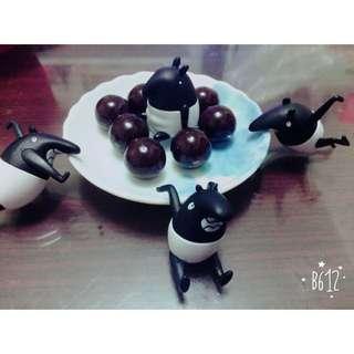 (含店到店運)馬來貘 森永巧克力