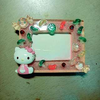 凱蒂貓粉色小相框