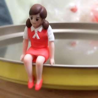 杯緣子 第一代 P1 紅 坐姿 零售