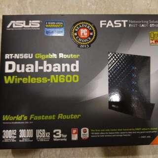 BNIB Asus RT-N56U Gigabit Dual Band Router