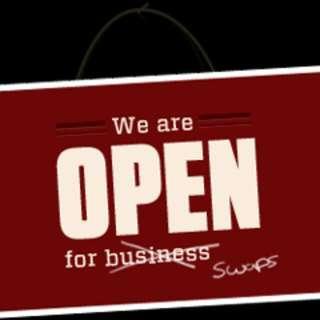 Open For Swap   :)