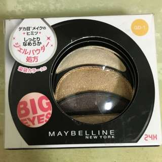 Maybeline GD-1眼影