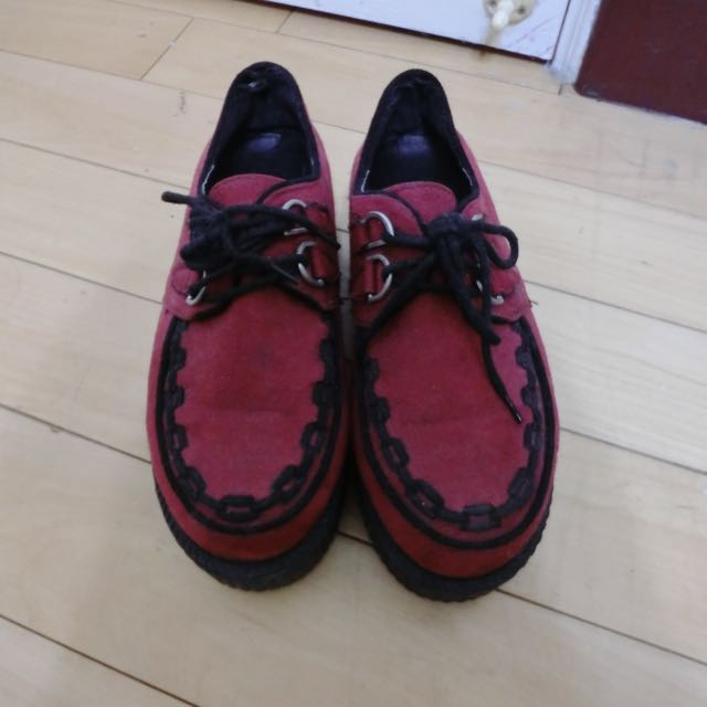 厚底鞋 松糕鞋 37