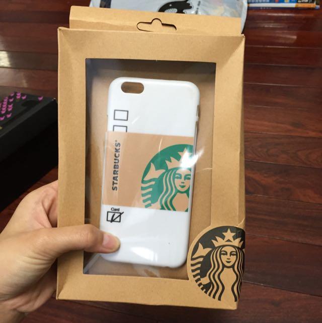 全新 Iphone 6/6s 星巴克starbucks 奶茶杯造型 手機殼