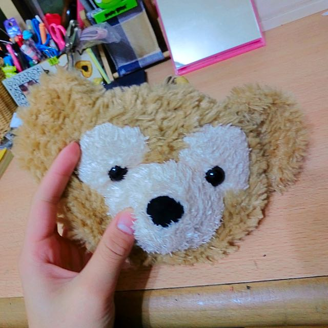 Duffy熊 小背包