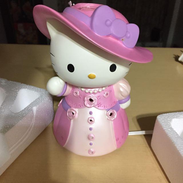 Hello Kitty 典藏薰香燈