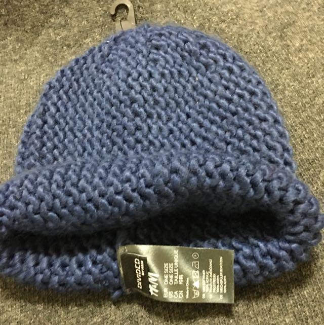 H&M毛帽