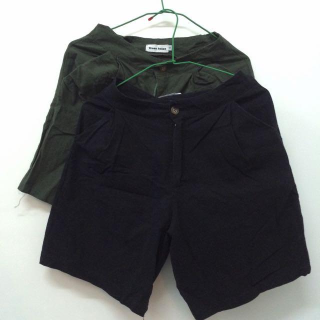 Lulus 復古短褲