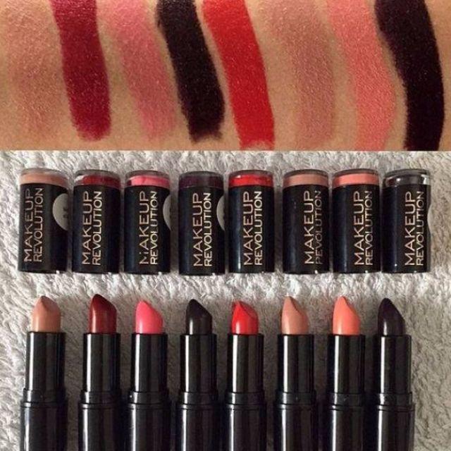 Makeup Revolution Amazing Lipstick Matte Nude