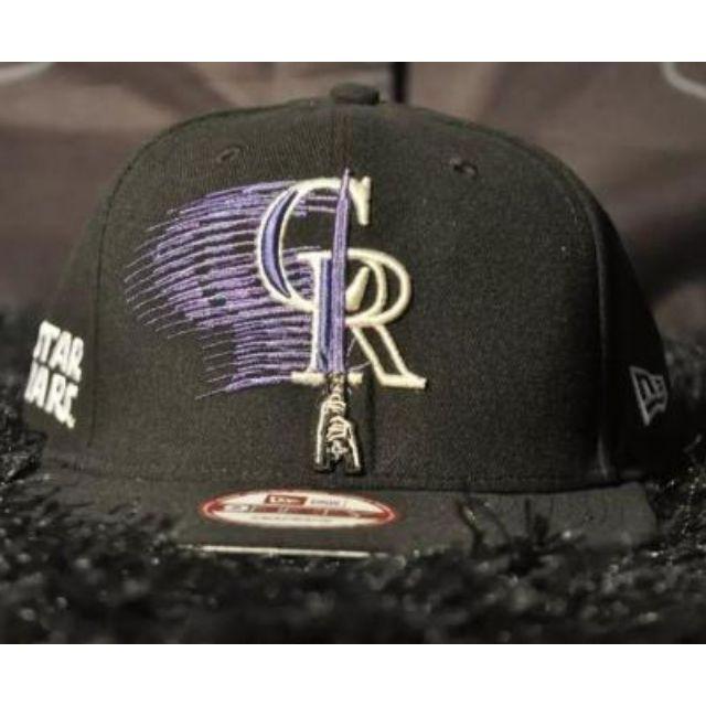 NEW ERA x STAR WARS 星際大戰 光劍 限量款 9FIFTY SNAPBACK 棒球帽 全新正品