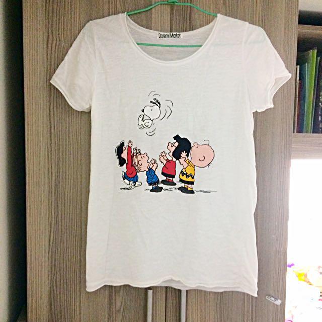 Snoopy 史努比 T