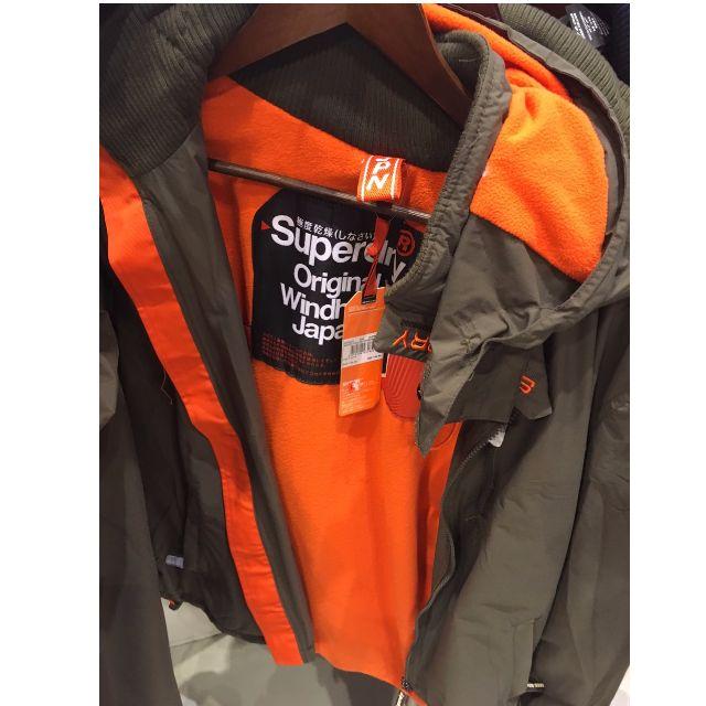 -superdry 外套(厚) 澳洲連線代購