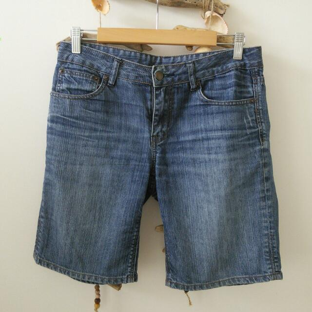 SUSSAN Ladies Denim Shorts Size 8