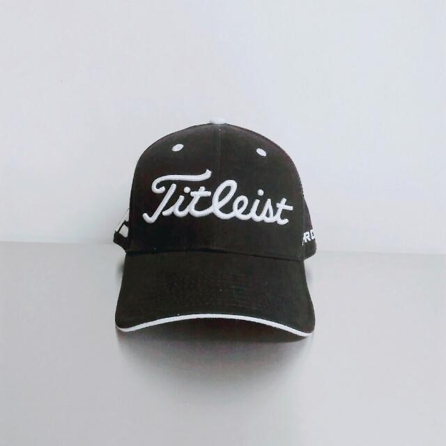 Titleist球帽
