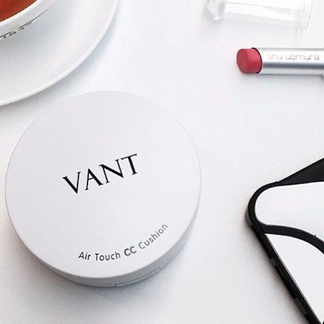 VANT36.5水光透亮氣墊CC霜