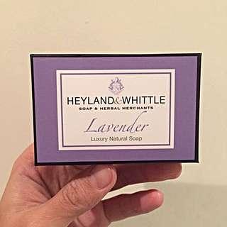 H&W英倫薇朵 英倫薰衣草手工香氛皂(95g)