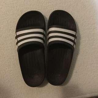 [待匯]Adidas Slides 黑色 K5 Slide 拖鞋 超經典超好搭