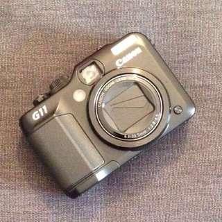 Canon PowerShot G11 10MP Digital Camera