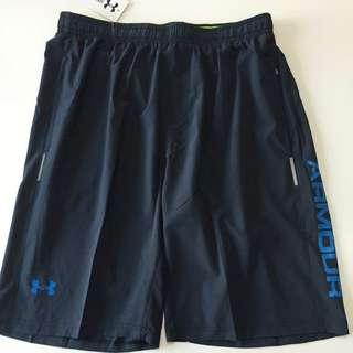 UA短褲(風衣材質超薄)