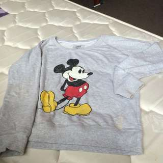 Mikey Mouse Sweater