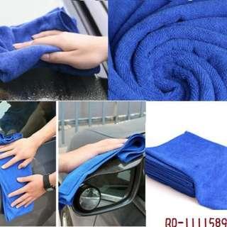 超細纖維擦車毛巾(5條一包)