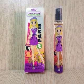 【即期出清】Paris Hilton Passport 派瑞絲希爾頓 旅遊護照 女性淡香水 - 巴黎Paris 7.5ml