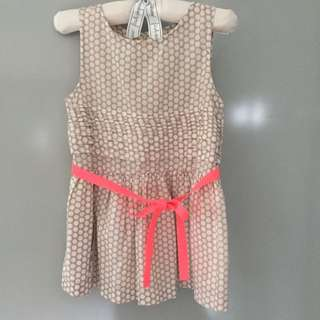 GINGERSNAPS Polka Dress