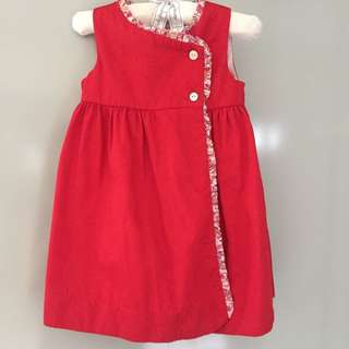 NECK & NECK Red Dress