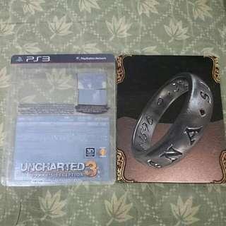 PS3 秘境探險3 鐵盒 中文
