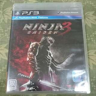 PS3 忍者外傳3 中文(暫售)