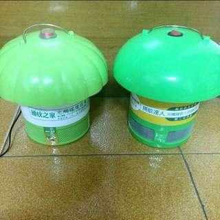 九成新捕蚊燈