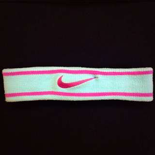 Nike正貨特殊色髮帶