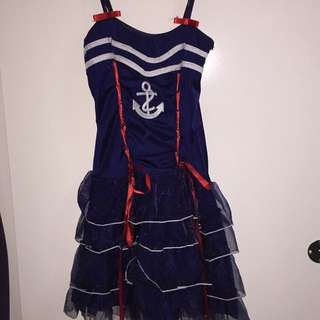 Sailor Costume Size Small