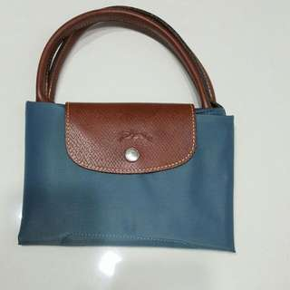 BN Longchamp Medium Tote Bag (Eiffel Tower)