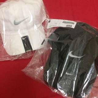 【現貨】Nike Logo 白色老帽
