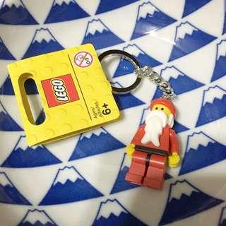 Lego 聖誕老人 鑰匙圈